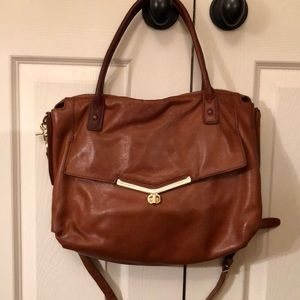 Botkier Valentina tan leather with Dustbag